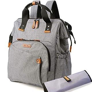 Large Diaper Bag Backpack - Diaper Backpack For Mom, Travel Backpack Diaper Bag