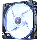 Nox Coolfan 120 - NXCFAN120LW - Ventilador para Caja PC, 12 cm, LED Blanco