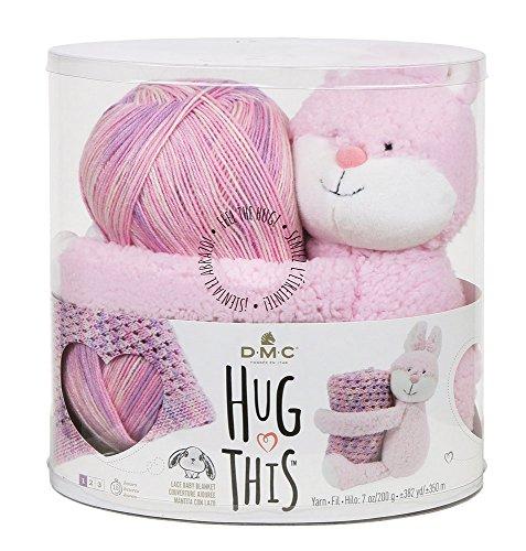 DMC DMCHTY18.BU Hug This Bunny