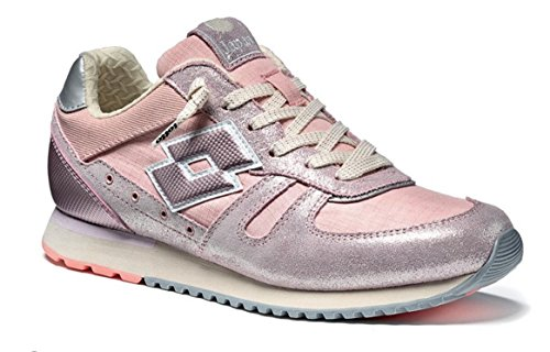 basses Lotto Rose Sneakers Sneakers Lotto femme pBqf70