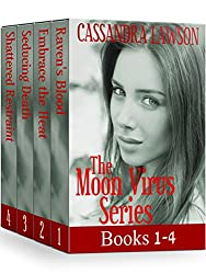 The Moon Virus Series (Books 1-4)