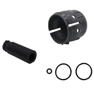 GreatFunCar Shift Lever Boccola 1X Gear Selector Boccola 1X Left \u0026 Right Moving Rod 3 O-Rings
