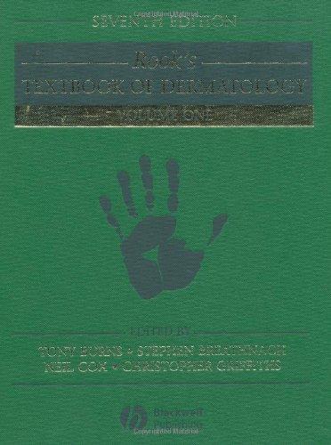 Rook's Textbook of Dermatology (4 vol. set.)