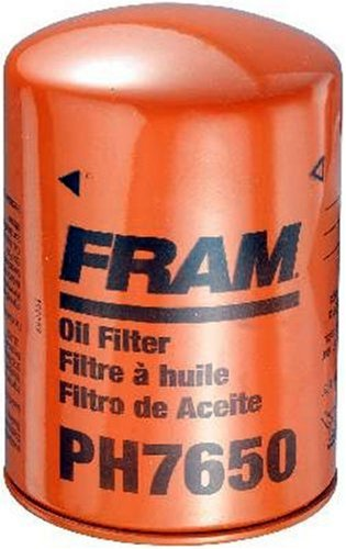 Fram Ph7650 Engine Oil Filter Frugal Mechanic