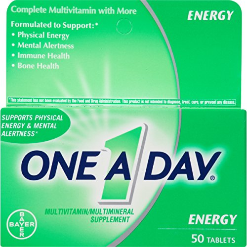 One A Day 978197 8 08 Multivitamin 50 Count