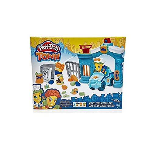 Play-Doh Town Police Station by Play-Doh