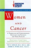 Women and Cancer, Carolyn Runowitz and Jeanne Petrick, 0679778144