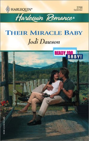 book cover of Their Miracle Baby