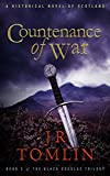 Countenance of War: A Historical Novel of Scotland (The Black Douglas Trilogy Book 2)