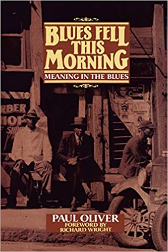 Blues Fell This Morning: Meaning in the Blues: Paul Oliver ...