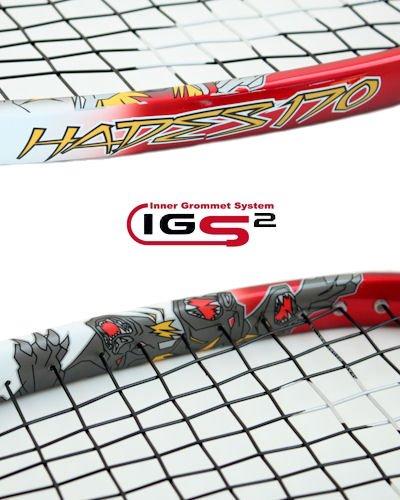 HEAD Graphene Hades (170g) Racquetball Racquet (3 5/8'' Grip) by HEAD (Image #3)