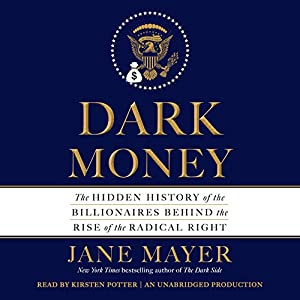 Dark Money Hörbuch