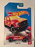 hot wheels ford f 150 - Hot Wheels 2017 HW Rescue '15 Ford F-150 185/365, Red