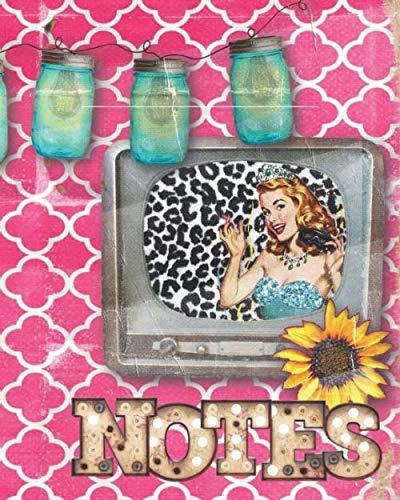 Junky Journal Notebook for Women