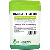 Omega 3 olio di pesce il 30% di DHA/EPA 3 PACCO 270 capsule ad alta resistenza migliore qualità