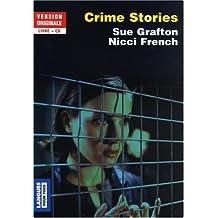 Crime stories + 1cd