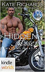 The Omega Team: Hidden Asset (Kindle Worlds Novella) (MacKay Destiny Book 8)