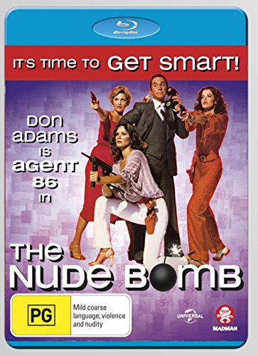 Nude Bomb: Aka the Return of Maxwell Smart [Blu-ray]