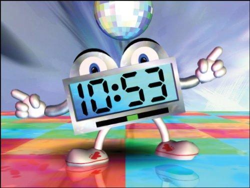 telling time dvd by rock  u0026 39 n learn - buy online in uae