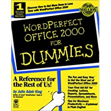 WordPerfect Office 2000 For Dummies
