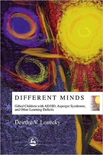 Growing Up Gifted With Adhd >> Amazon Com Different Minds Gifted Children With Ad Hd Asperger