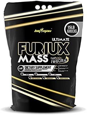 BigMan Ultimate Furiux Mass 6.8 Kg - 15lbs Chocolate
