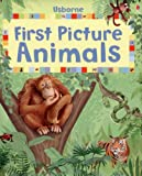 First Picture Animals, Felicity Brooks, 0794518311