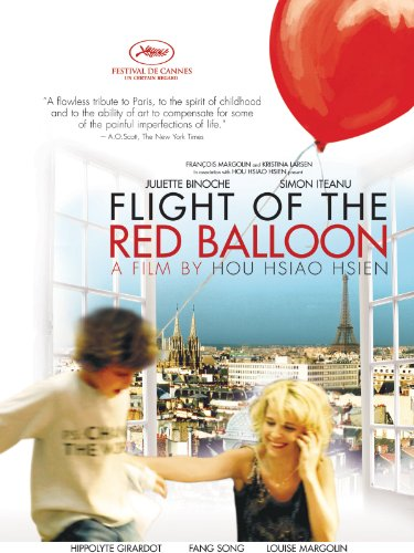 Red Balloon Film (Flight of the Red Balloon (English Subtitled))