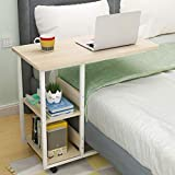 YJJSL Removable Computer Desk, Simple Modern Elevator Laptop Bedside Table Book Multi-function Desk (color : C, Size : 60X40CM)