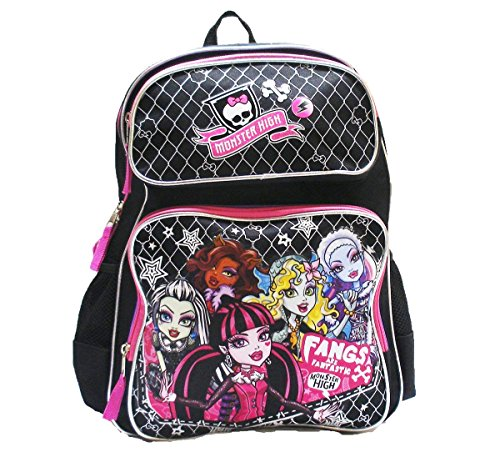 Monster High Backpack 16