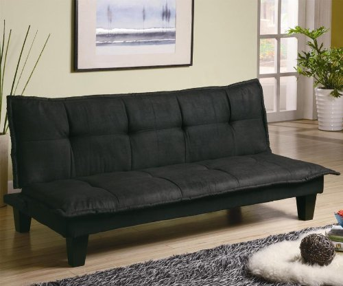 coaster-furniture-casual-padded-convertible-sofa-bed-in-black-co300238