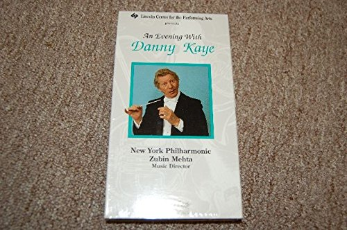 An Evening With Danny Kaye [VHS] by Paramount Home Video