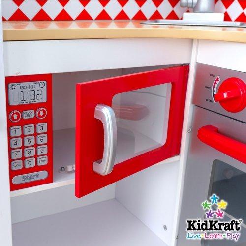 Kidkraft Red Grand Gourmet Kitchen 53225 Design Inspiration