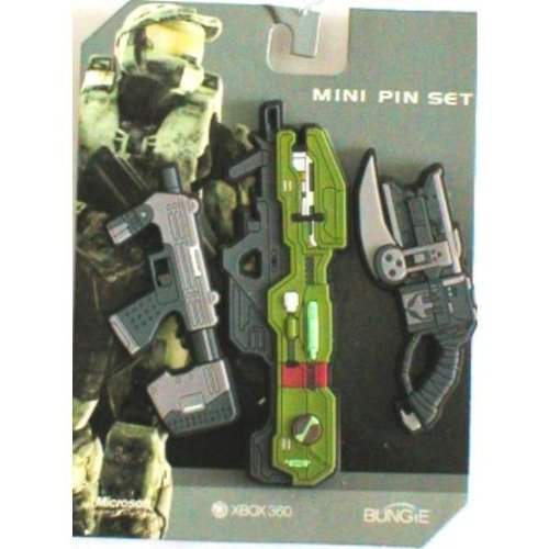 DDI 729578 Halo 3 Mini Pin Set for sale  Delivered anywhere in USA