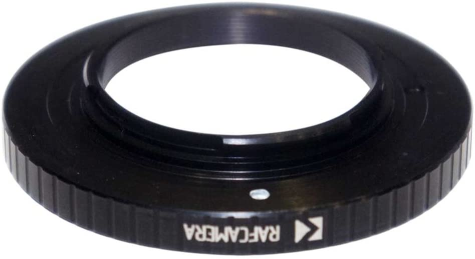 Micro 4//3 58mm M58x0.75 Thread to MFT Camera Adapter for helicoids