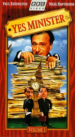 Yes, Minister, Vol. 1 [VHS]