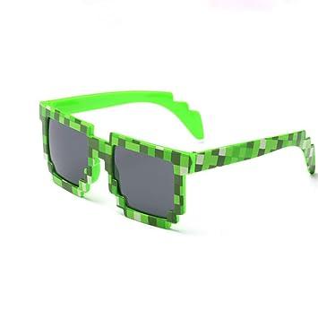 ZRTYJ Gafas De Sol para Hombres Thug Life Diseñador De Marca ...