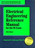 Electrical Engineering Reference Manual for the PE Exam 9781888577044