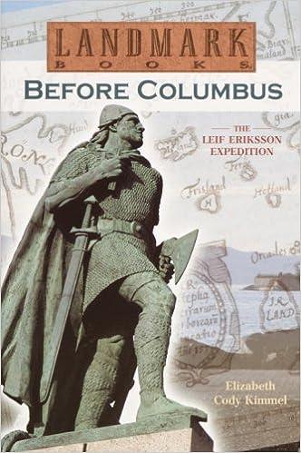 Before Columbus: The Leif Eriksson Expedition Landmark Books ...