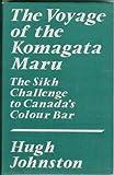 The Voyage of the Komagata Maru 9780195611649