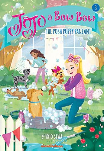The Posh Puppy Pageant (JoJo and ()