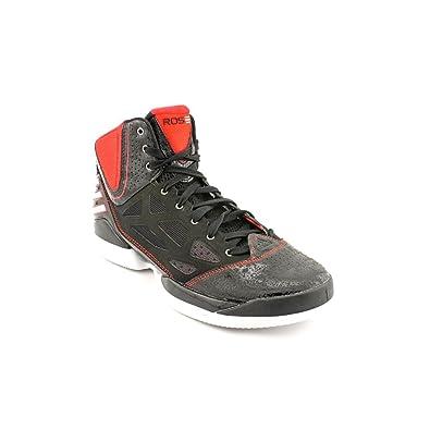 sale retailer ab640 bb539 adidas Adizero Rose 2.5 – Blackredwhite Bulls (Dominate) (10.5