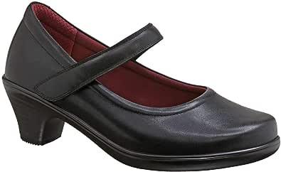 Orthofeet Comfortable 2 Inch Low Heels Bunions Pumps Plantar Fasciitis Womens Dress Shoes BioHeels Vera