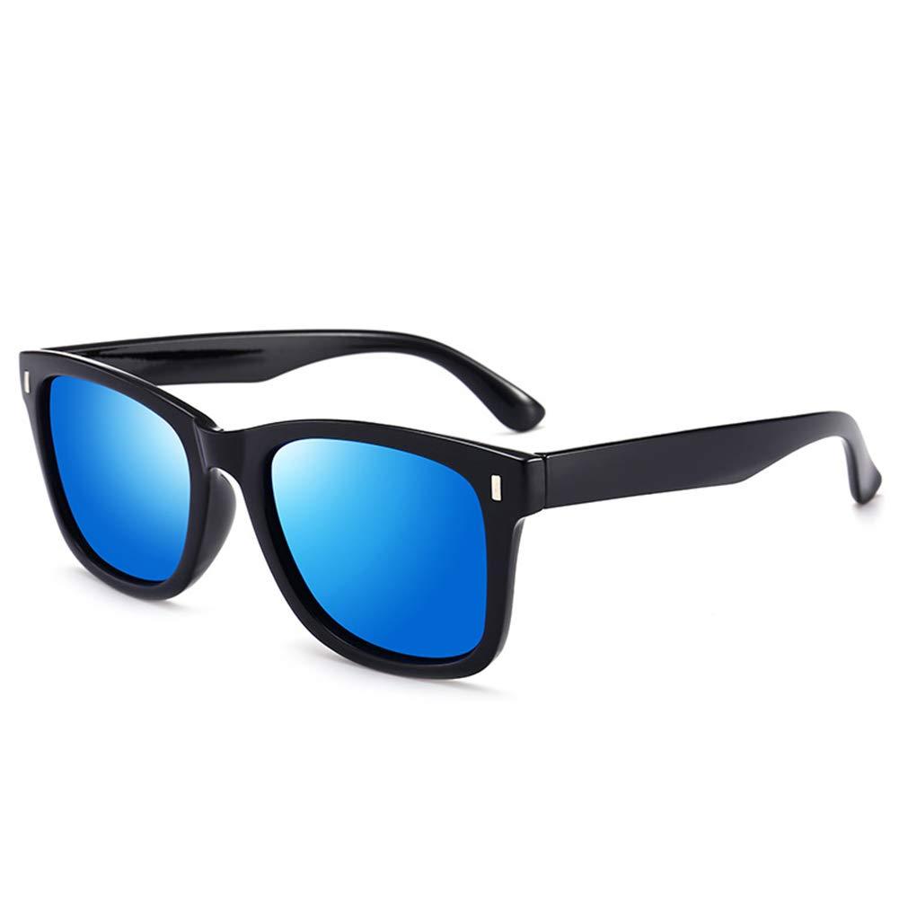 XuBa Men Fashion All Match Retro Polarized Sunglasses