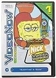 : Videonow Video Now Color NICK Spongebob Squarepants PVD SB4 Two Episodes