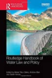 img - for Routledge Handbook of Water Law and Policy (Routledge Handbooks) book / textbook / text book