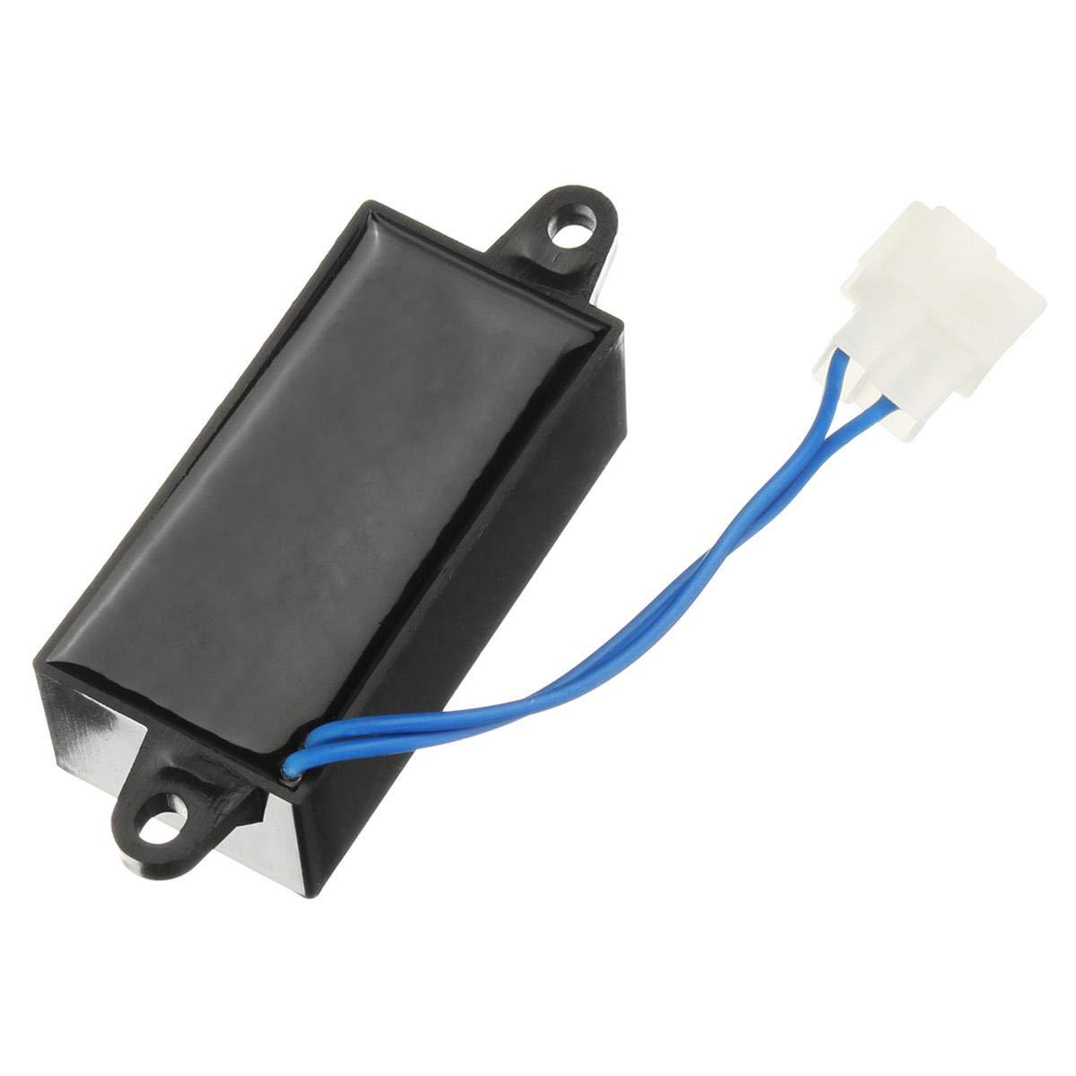 24uF Generator Capacitor 24uF CBB61 24 uF 50//60 Hz 400V AC Upto 450V AC UL