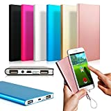 UNAKIM--Ultrathin 20000mAh Portable External Battery Charger Power Bank for Cell Phone