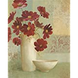 Canvas Prints Of Oil Painting ' Coreopsis In The Vase ' , 18 x 23 inch / 46 x 57 cm , High Quality Polyster Canvas Is For Gifts And Dining Room, Garage And Nursery Decoration, graphic prints