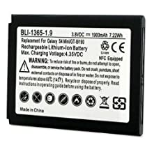 Samsung B500BU Cell Phone Battery (Li-Ion 3.8V 1900 mAh) - Replacement For Samsung B500BE Cellphone Battery